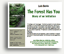 Book details page - The Forest Has You