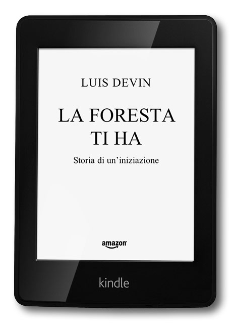 The Forest Has You, Luis Devin 460 X 640 px