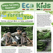 Eco Kids Planet - Intervista a Luis Devin